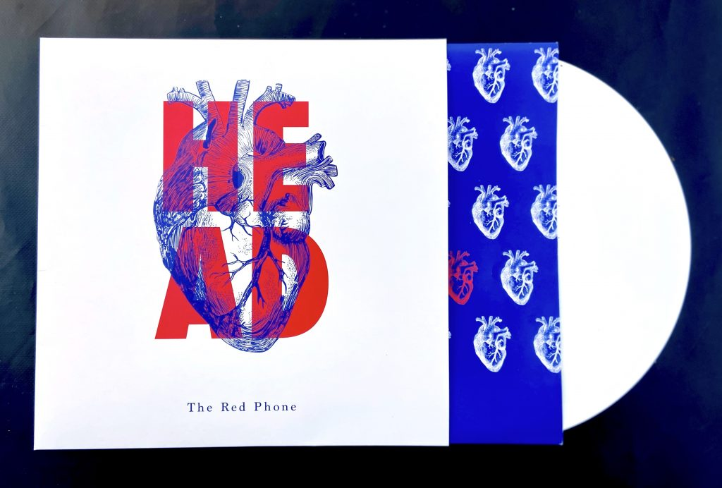 The Red Phone - HEAD album 3 record